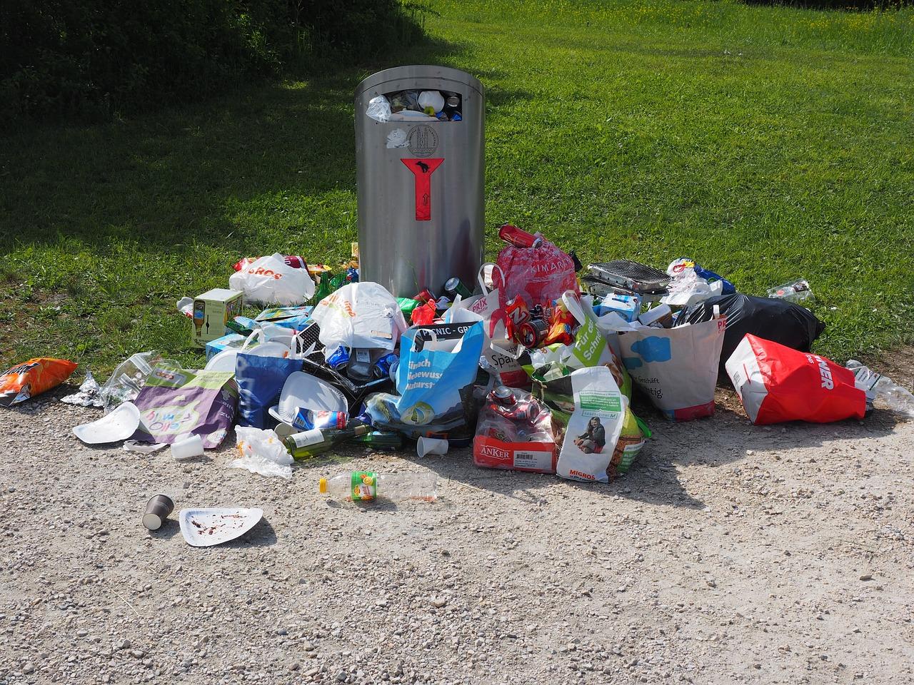 Makna Mimpi tentang Sampah