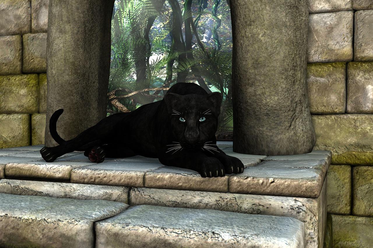 mimpi macan puma
