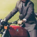 mimpi naik sepeda motor