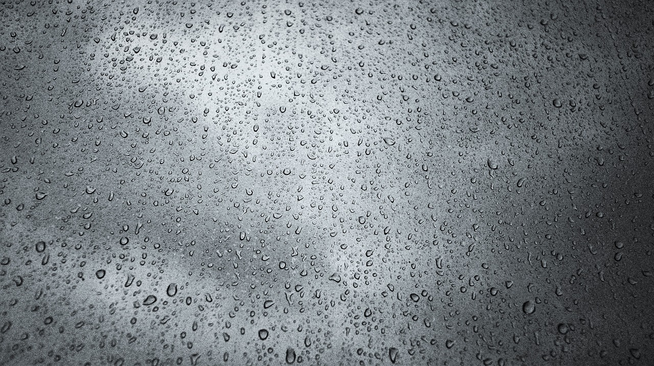 mimpi hujan gerimis