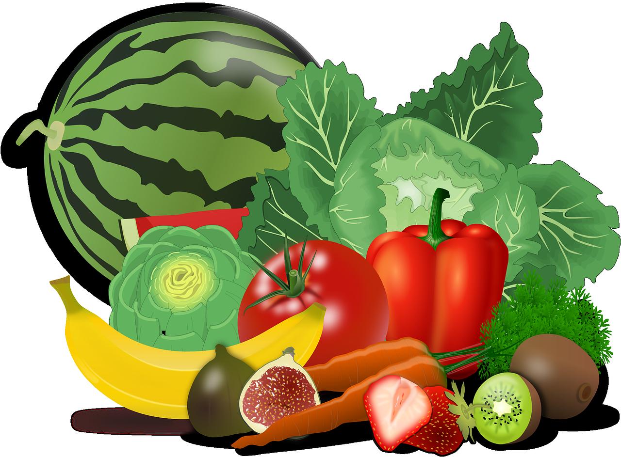 mimpi sayur buah