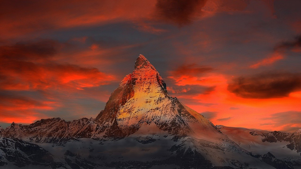 Arti Mimpi Gunung Berapi